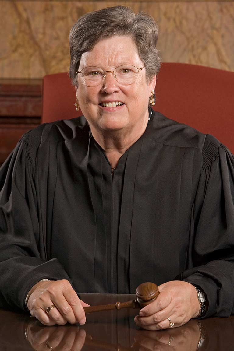 Judge Sarah Evans Barker