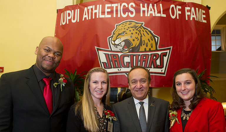 IUPUI Athletics Hall of Fame Induction Brunch