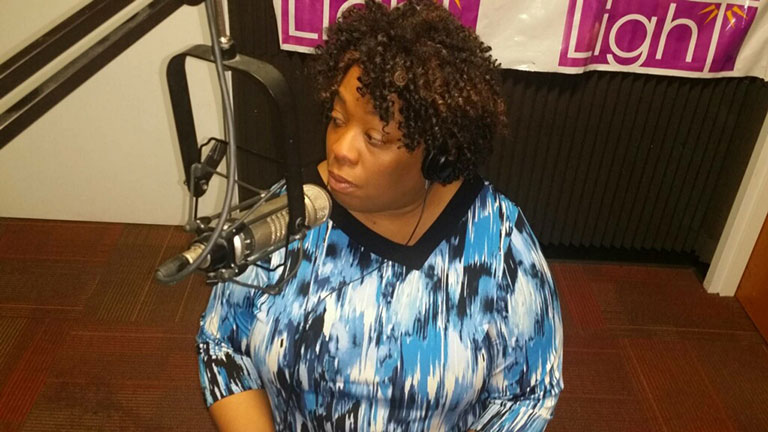 Vice Chancellor Karen Dace, first guest on AM1310's Unity in the Community radio show