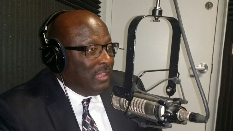 Matthew Steward discusses inspiration for his speaker series on AM1310's Unity in the Community radio show