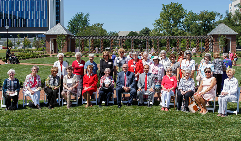 The IU School of Nursing alumni