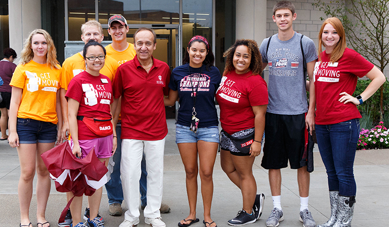 IUPUI Move in Day 2016