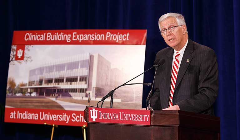 School of Dentistry Expansion Groundbreaking Ceremony