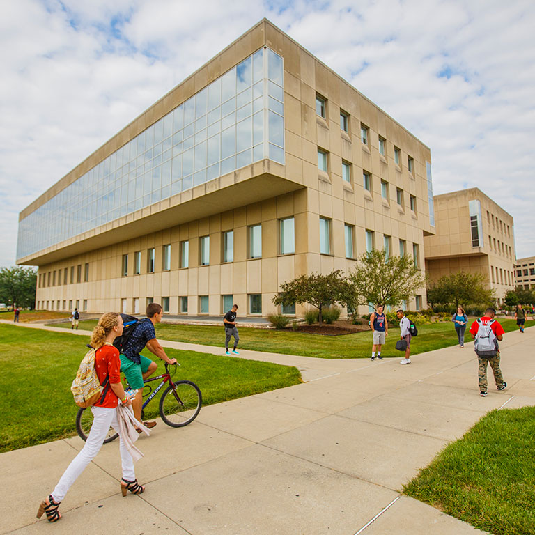 The IUPUI library